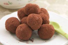 Balsamic Chocolate Truffles...gah!!!!