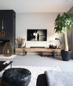 All Details You Need to Know About Home Decoration - Modern Bohemian Living Rooms, Home Living Room, Living Area, Living Room Designs, Living Room Decor, Interior Decorating Styles, Home Interior Design, Inspire Me Home Decor, Asian Home Decor