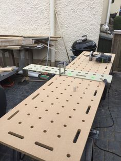 Mft Jig To Make Replacment Festool Mft Tops in Business, Office & Industrial, Manufacturing & Woodworking, Woodworking | eBay