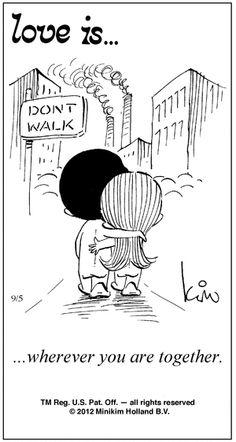 Love Is... Comic Strip, September 05, 2012 on GoComics.com