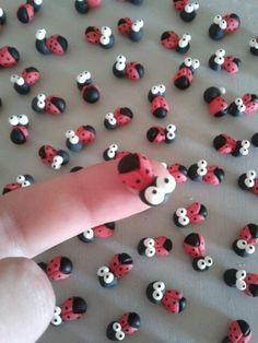 #quisquilie #ladybug #pastadimais