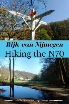Hiking the - Rijk van Nijmegen - Netherlands is a great way to explore the Dutch landscape as it also can be! Not flat and with lots of ups and downs! Places To Travel, Travel Destinations, Places To Visit, Great Names, Best Hikes, Travel Abroad, Wanderlust Travel, Great View, Places Around The World