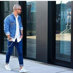Kosta Williams #Fashion #Street #urban #inspiration #Men Pinterest: Junior D-Martin