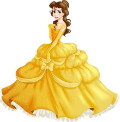 Belle deviantART | Belle-Disney Girls Collab by EliseBrave