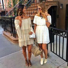 crochet cuties ☮♡   shop this amazing crochet lace dress for under $45 here 👉🏻 @liketoknow.it www.liketk.it/1swsq #liketkit