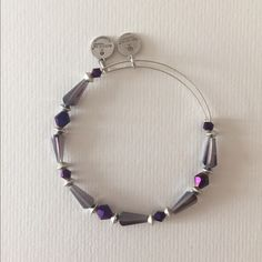 Alex & Ani Jewelry - Alex and Ani Beaded Bangle Purchased 2/1/16