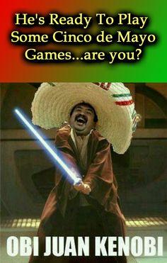 Party games for a Mexican Fiesta or Cinco de Mayo Party!