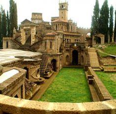 LA SCARZUOLA, Montegabbione (Terni province, Umbria region Italy