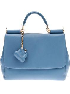 48b74483751b Dolce   Gabbana Flap Tote - Stefania Mode Mmm I need a new purse