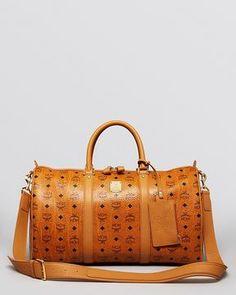 MCM Stark Medium Weekender Bag on shopstyle.com