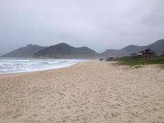 Praia de Grumari. Rio de Janeiro. O melhor lugar do Rio para visitar e relaxar.