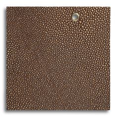Edelman Leather  Shagreen City Lights in Pitch Brown, SH105CL