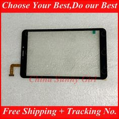 """[Visit to Buy] For Haier G800 Original New 8"""" inch Tablet PC Touch Screen Panel Digitizer Sensor replacement Sensor #Advertisement"""