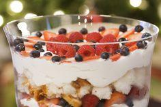 Fruity Lemon Trifle