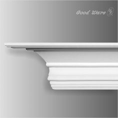 Bathroom Plain Crown Moulding Online Is Easy Our Molding Sports A Deep Concave Center Bordered On Both Sides By Double Carved Edges