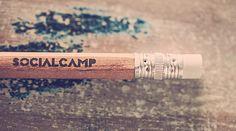 Plan D Soluciones creativas » SOCIALCAMP » Aplicación de la marca sobre lápiz