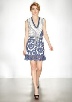 Vivienne Tam - Zelly Sheath Dress - $179.99