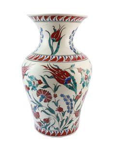 Çini Vazo 30cm