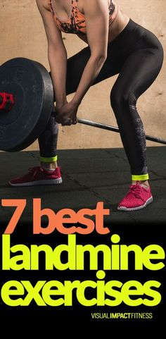 The landmine exercise device has exploded in popularity over this past year. Here's what I consider to be the best landmine exercise for each muscle group. via @rustymoore