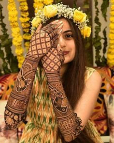 Are you looking for mehndi designs for full hands? Read on to check out mehndi designs for your wedding!