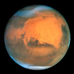 The best Earth-based view of Mars ever