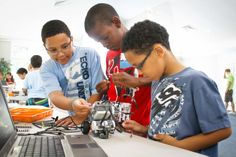 A focus on STEM learning