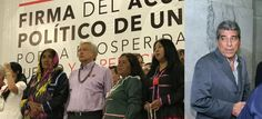López Obrador genera esperanza: Lino Korrodi