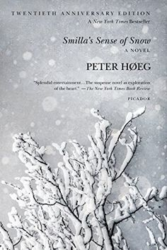 273 best books i may read images on pinterest book covers a smillas sense of snow a novel farrar straus and giroux https fandeluxe Gallery