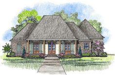 Madden Home Design - The Vermillion