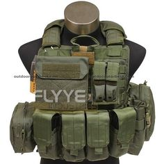 Flyye Force Recon Vest with Pouch Set Ver.MAR - Online Superior Shop for Tactical Gears Clothing Equipment Manufacturer