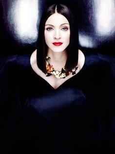Madonna by Patrick Demarchelier