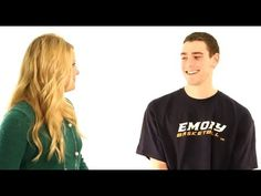 *BRAND NEW* Welcome to SPOTLIGHT EMORY where we introduce you to some of the most dynamic members of the Emory community. In our pilot episode we sit down with Emory Men's Basketball players Justin Resnick and Michael Friedberg as they give us the inside look at Emory's nationally ranked men's basketball team. And lets give a shout out to Emory Freshman Brooke Healey who is making her broadcast debut as our host!