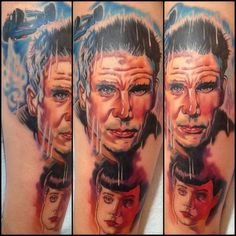 blade runner calf sleeve by lungburger.deviantart.com on @deviantART
