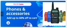 11 11 Sale, Special Promotion, Ads, Phone, Telephone, Mobile Phones