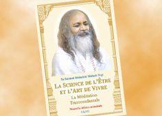 """Réédition du livre """"La Science de l'Être et l'Art de Vivre, la Méditation Transcendantale"""", de Maharishi Mahesh Yogi"""