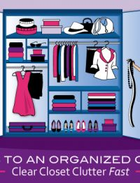 I'm so excited to tell you about my BRAND NEW program - 14 Days To An Organized Closet: Clear Closet Clutter Fast. This program will help you create Wardrobe Organisation, Clutter Organization, Organizing Tips, Organising, Organization Ideas, Getting Rid Of Clutter, Getting Organized, Creative Closets, Little Girl Rooms