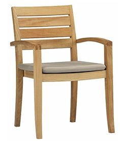 Amazon.com : Qty 2   A Grade Teak Wood Elegant, Stackable And Strong
