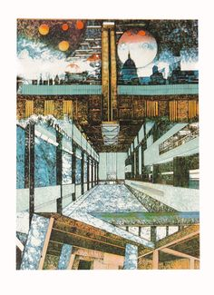Print Club London – Tate Modern by Lucille Clerc