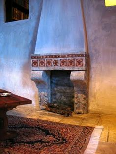 The Tudor / Medieval / Jacobean / Queen Anne Dollhouse Project: Great Hall Fireplace, day 3