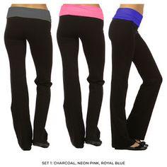 Yoga Pants just $7.33 Shipped!