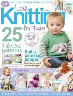Love Knitting for Baby July 2017 - 轻描淡写 - 轻描淡写