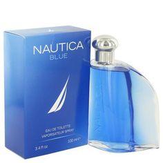 NAUTICA BLUE by Nautica Eau De Toilette Spray 3.4 oz (Men)  #UniversalSwagCom