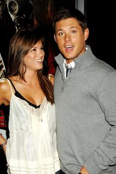jensen ackles | Jensen Ackles And Danneel Harris Graphics Code | Jensen Ackles And ...
