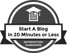 Take out some time to check them and start working on your blog creation. If you are passionate about what you are doing then you shouldn't have any issues in coming up with something interesting and unique.