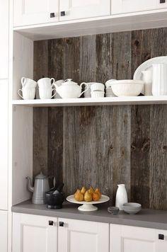 Suzie: Sarah Richardson Design - White Ikea kitchen cabinets, Silestone Countertops in Grey ...