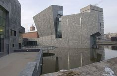 The Van Abbe Museum, modern & contemporary art in Holland, Eindhoven
