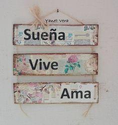 Decoupage, Diy And Crafts, Country, Create, Crochet, Artist, Home Decor, Cool Messages, Wood Pictures