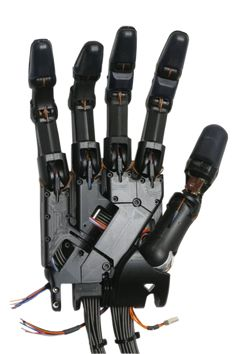 one of Felicity's inventor that caused Lucas to become more interested in her. Robot Hand, I Robot, Mechanical Arm, Mechanical Design, Gundam, Robot Parts, Humanoid Robot, Mekka, Sci Fi Armor