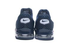 new concept 1a258 e4413 Latest Style Nke Air Max Plus v 50 Cent Shox Navy Blue White Shox Nz Mens  Athletic Running Shoes Trainers
