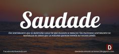Esta es una de las palabras que solo existen en un idioma, en este caso es de origen portugués y guarda más de un significado. Es como ...